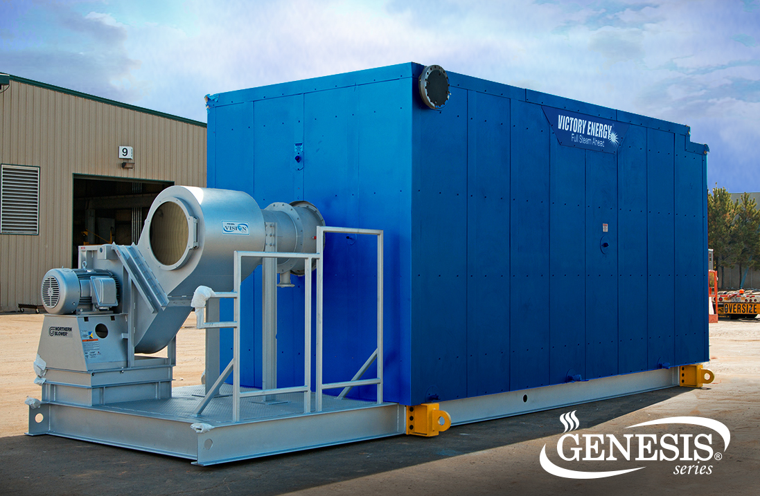 Victory EnergyVictory Energy Introduces GENESIS® High Temperature ...